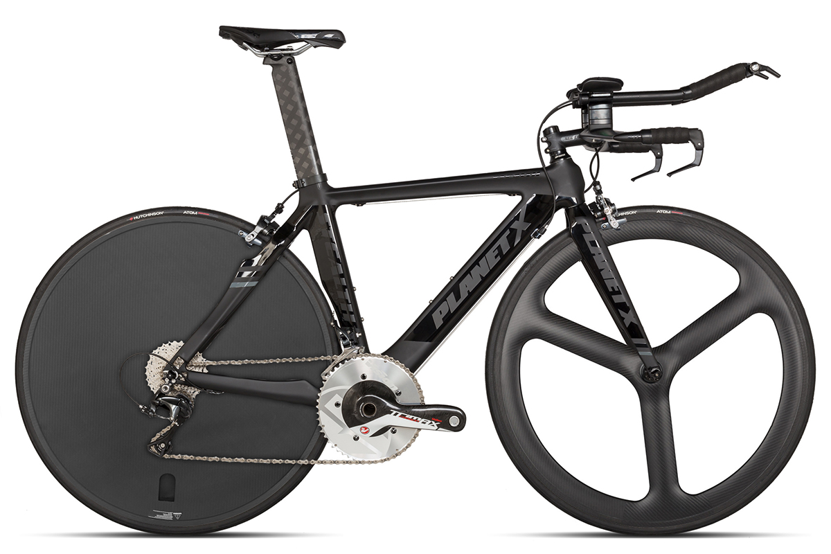 Stealth TT Bike