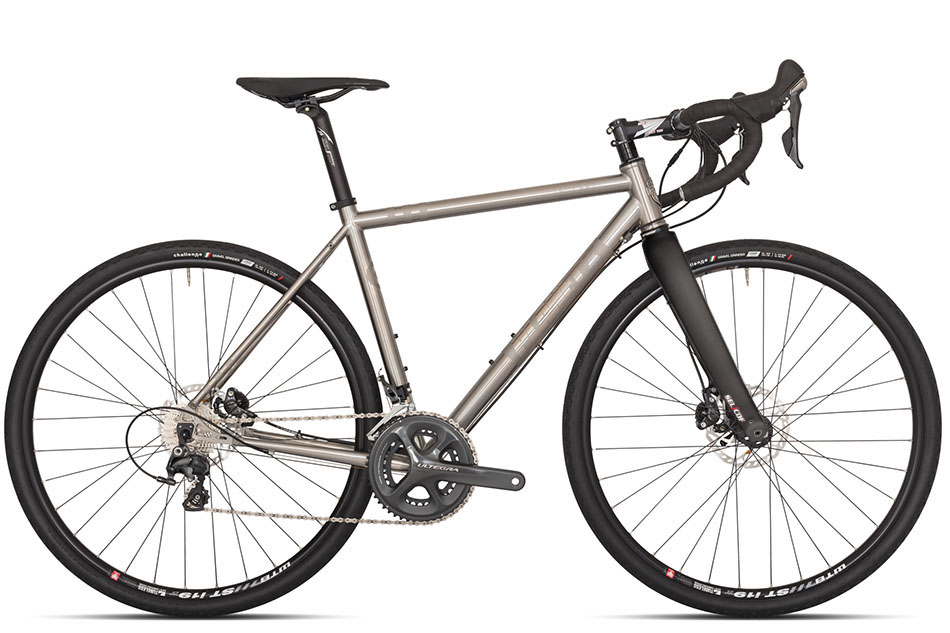 Planet X Tempest Titanium Gravel Adventure Bike