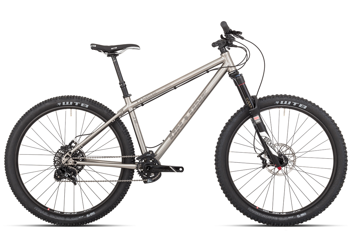 On-One Ti 45650b 27.5 Titanium Hardtail mountain bike