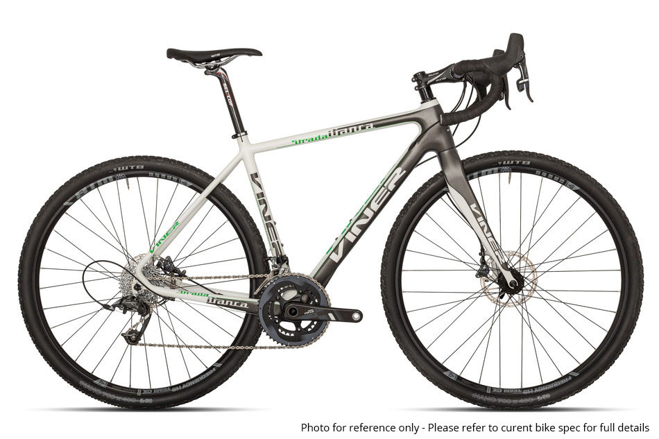 Viner Strada BIanca Carbon Gravel Adventure Bikes