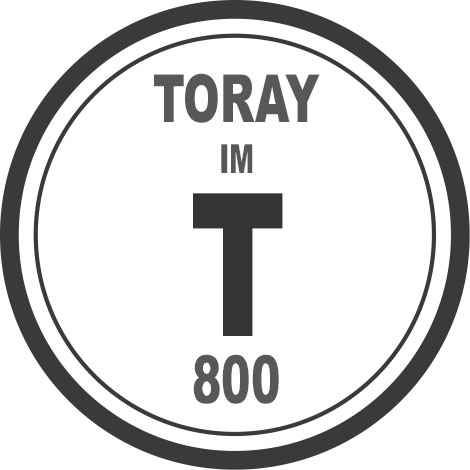 Toray T800 +HM