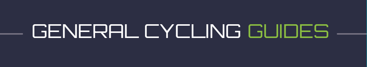General Cycling Guides