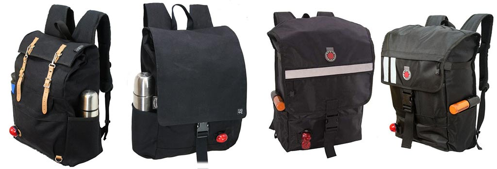 Backpacks from Banjo Brothers