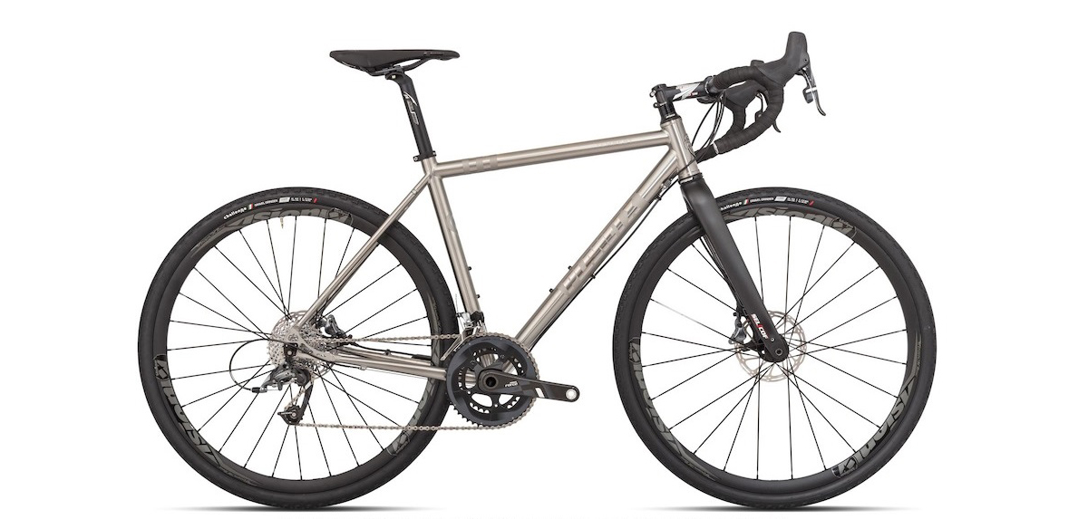 Planet X Tempest V1 SRAM Force 22 Titanium Gravel Road Bike