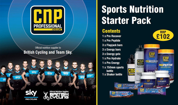 Planet X CNP Profesional Cycling Starter Pack