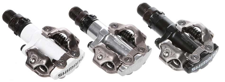 b10f904f38a So we ve put together a guide to the complete range of pedals we sell to  help you choose the perfect pedals to compliment your new bike. Shimano SPD
