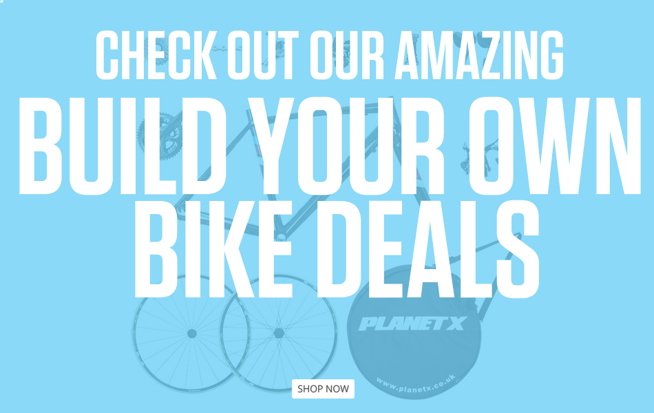 Check out our Amazing Build Your Own Bike Deals