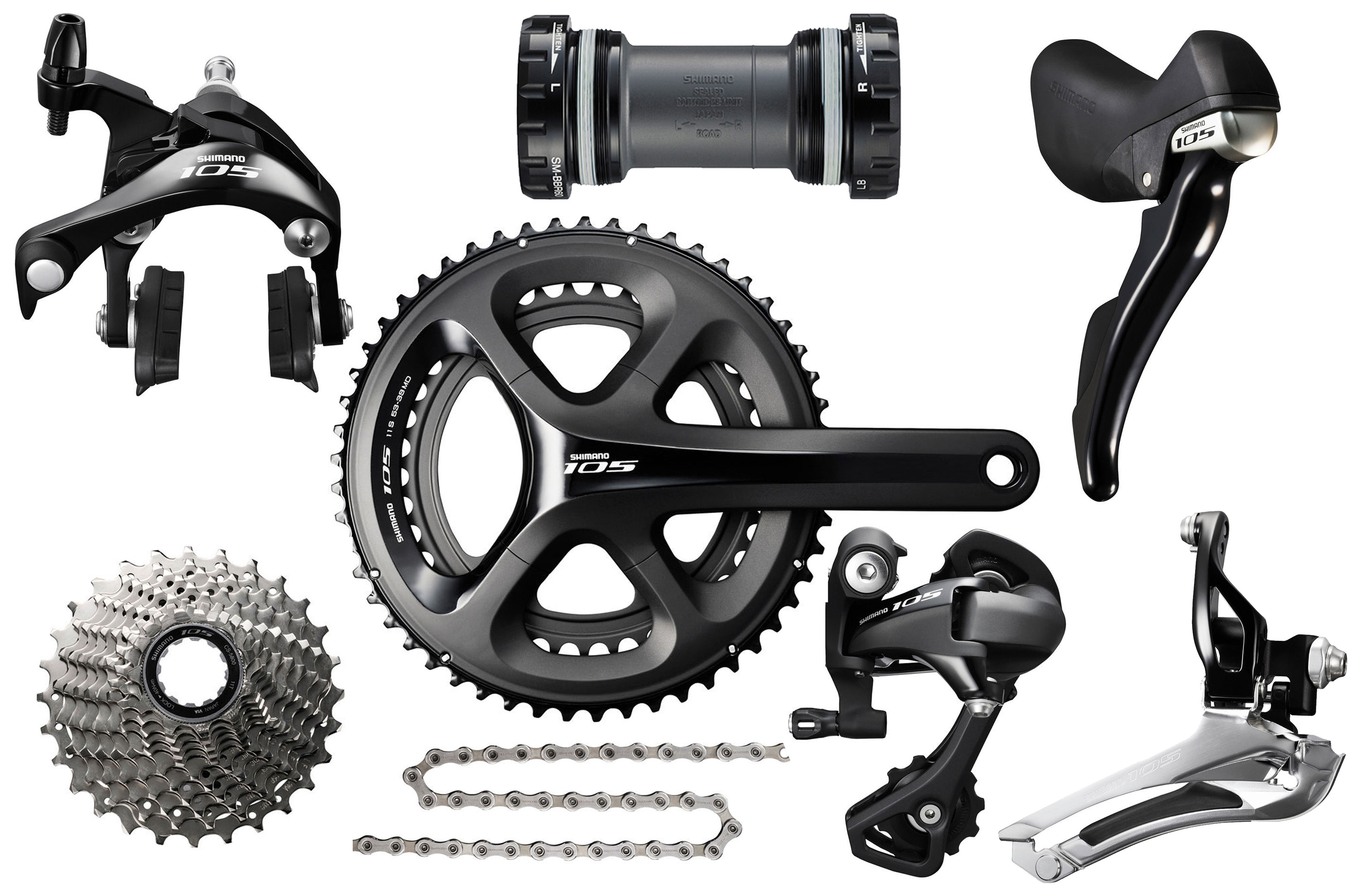 Shimano 105 Road Cycling Guides Guides Help Planet X