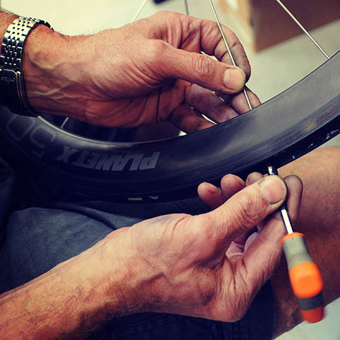 Hand Built Race and Retro Wheelsets