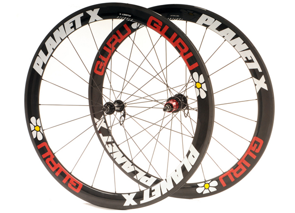 Guru Planet X Team Edition Carbon wheel