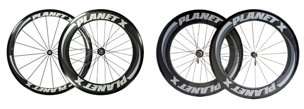 50/82 and 82/101 wheelsets