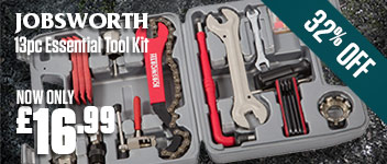 Jobsworth 13pc Tool Kit