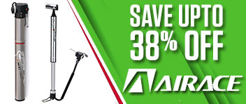 Save up to 38% off Airace