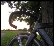 Planet X Pro Carbon Track bike photo
