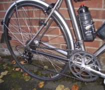 Ti Sportive Winter Hack bike photo