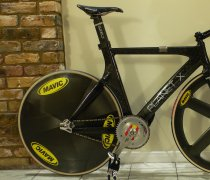 Pro Carbon Track bike photo