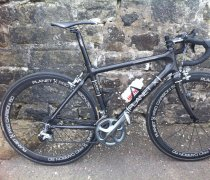 SL Pro Carbon bike photo