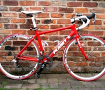 SL Pro Carbon SRAM Red (in Red Of Course!) bike photo