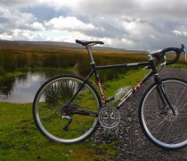 Mr Spokes bike photo