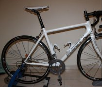 White Lightning bike photo