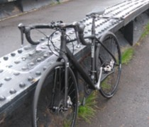 London Road bike photo