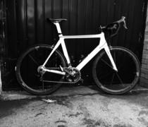 Relmpago Blanco bike photo