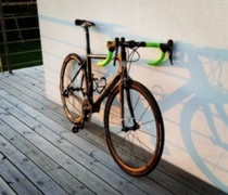 Pro Carbon bike photo