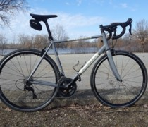 Holdsworth bike photo