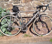 PX/Lynskey Sportive bike photo