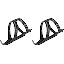 Pair Of Planet X Pro Carbon Bottle Cages - Gloss Black