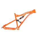 Titus El Guapo Frame with Rockshox Monarch RT3 Shock