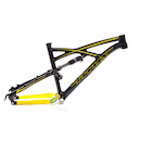 Titus X Carbon Frame And Monarch Shock