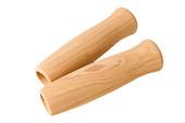 Velo Wood Effect Foam Grips