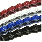 KMC HL710 Half Link Coloured Chain 100L