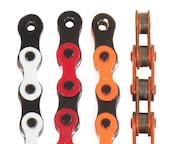 KMC Z510HX 1/8 Two-Tone Chain 112L
