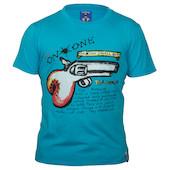 On-One Mombassa Bum Gun Short Sleeved T Shirt