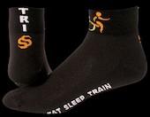 Save Our Soles Eat Sleep Train Coolmax Socks