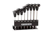 Jobsworth Hex Wrench Set