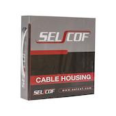 Selcof Gear Housing / White