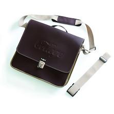 Selle Monte Grappa Borsa College Leather Shoulder Bag