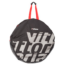 """Vittoria Sales Team Wheelbag 30""""x15"""" Padded, Heavy Duty Reinforced Bottom, Axle Pads, Shoulder Strap- Up To 4 Wheels With Tyres"""
