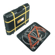 VK Cycle Strongbox W/ Wheels Case Weight 7kg (Dimensions 120x90x28cm)