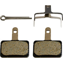 Shimano BR-M416 Resin Pad B01S Sping With Split Pin