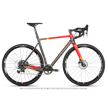 On One Space Chicken SRAM Force 1 Monster Gravel Bike 700C Wheels