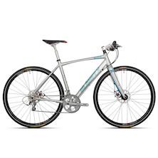 """Planet X London Road """"Argento"""" Tiagra Flat Bar Bike"""