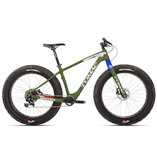 Tomac Hesperus Sram X01 Fat Bike