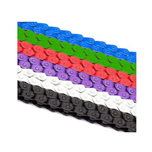 KMC HL710 Half Link 1/8 Coloured Chain 104L