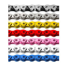 KMC K710 1/8 Coloured Chain 100L
