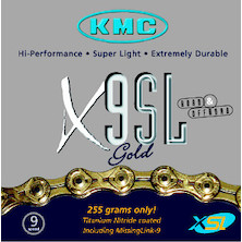 KMC X9-SL Superlight Chain