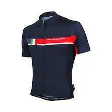 Bergamo New York Short Sleeve Jersey